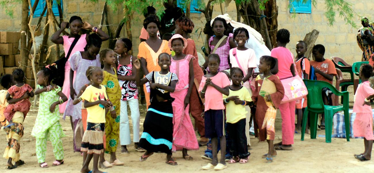 Le Sothiou - Mission Senegal juin 2006