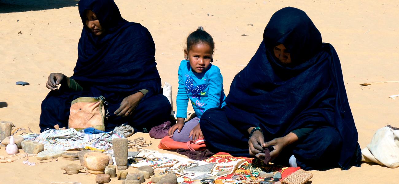 Le Sothiou Mission Mauritanie octobre 2006