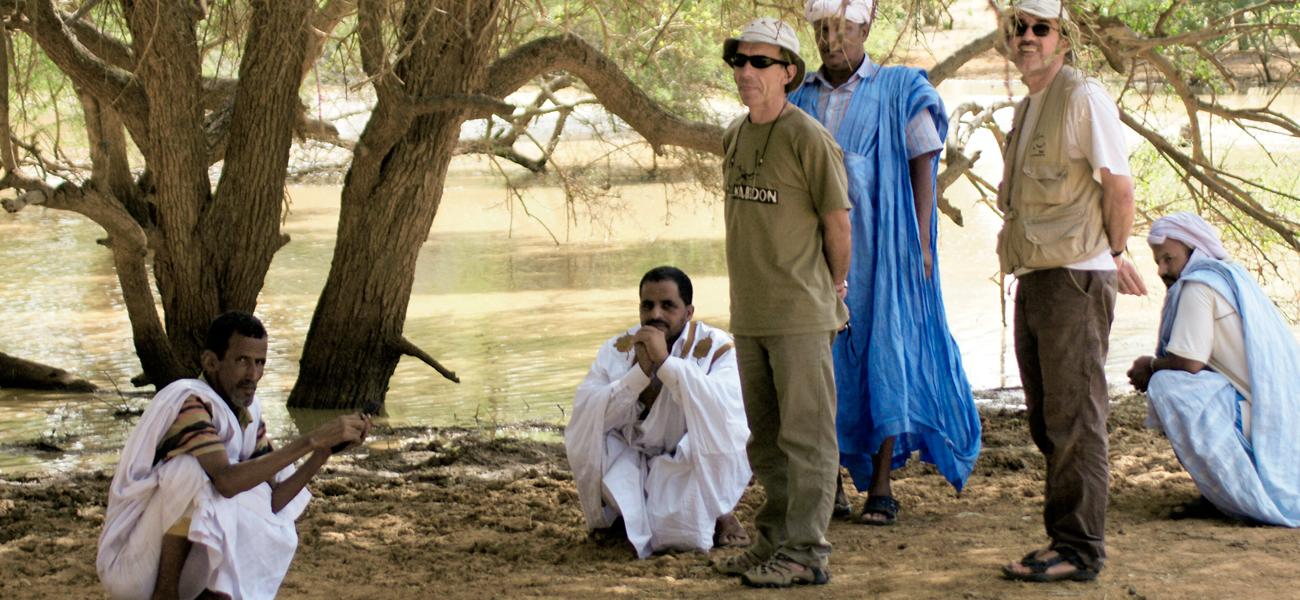 Le Sothiou - Mission Mauritanie fevrier 2009