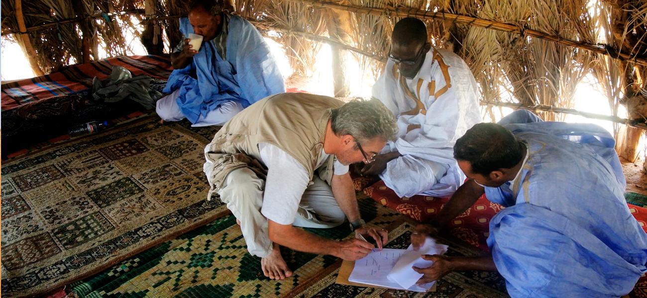 Le Sothiou - Mission Mauritanie decembre 2009