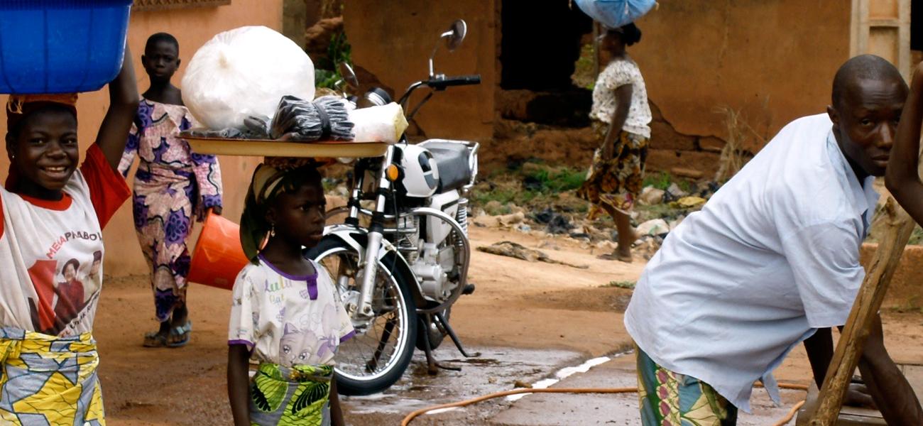 Le Sothiou - Bénin Mission mars 2010