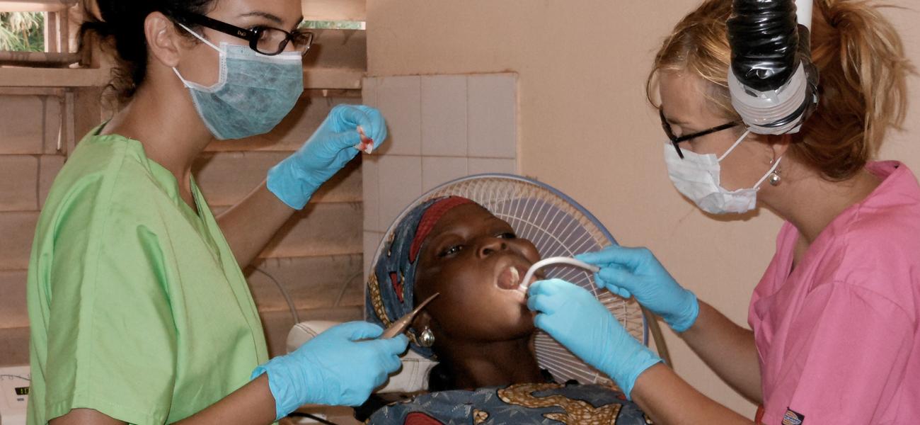 Le Sothiou - Mission Benin aout 2013