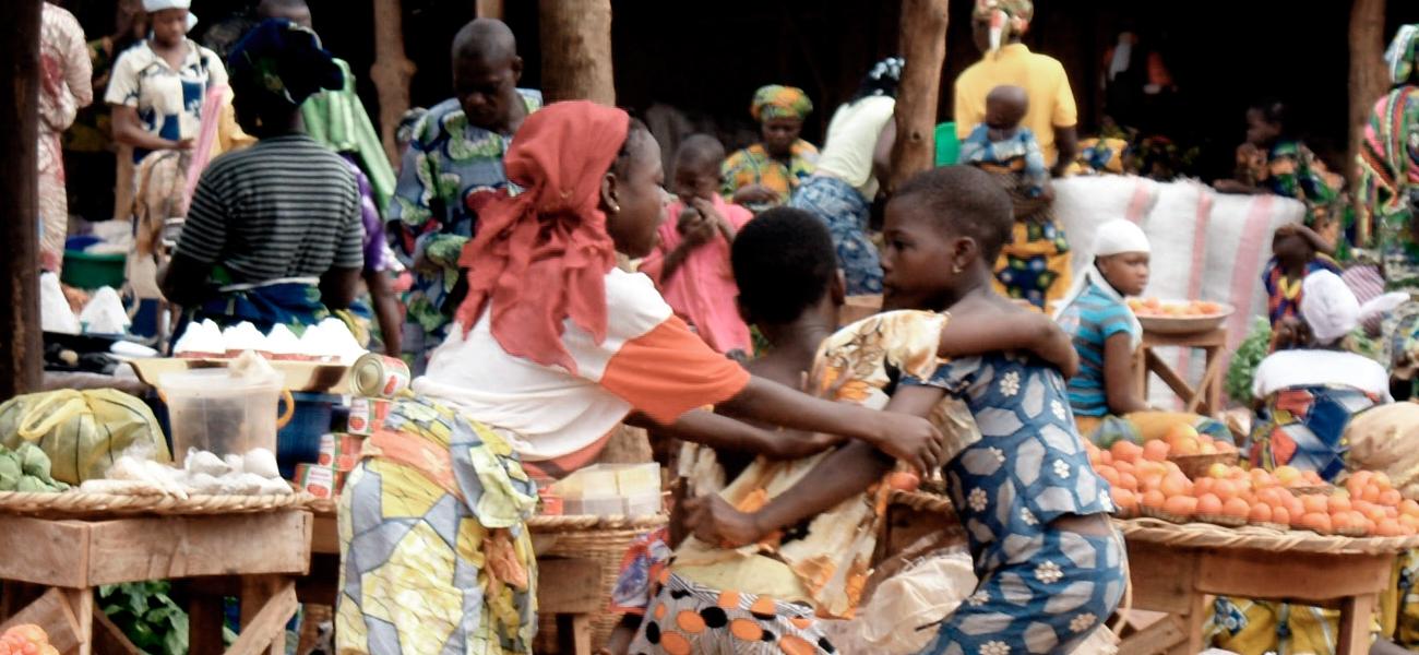 Le Sothiou - Benin mars 2013