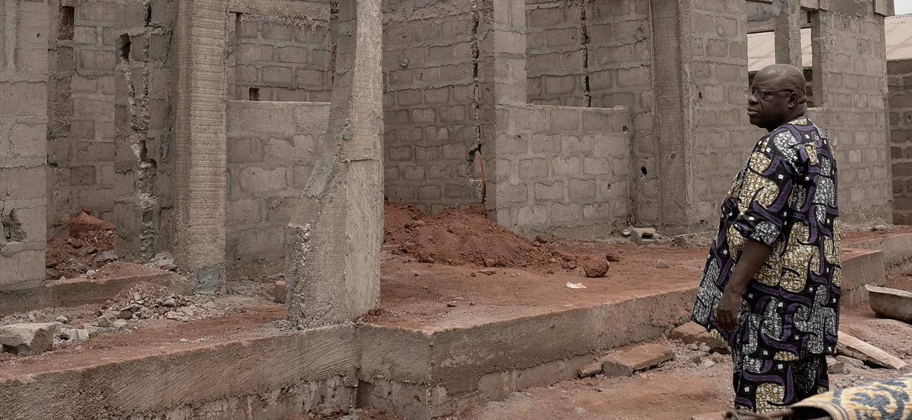 Le Sothiou - Mission Benin fevrier 2014