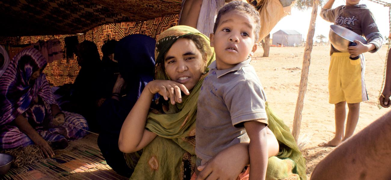 Le Sothiou - Mission Mauritanie avril 2012