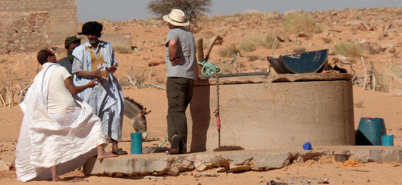 Le Sothiou - Mission Mauritanie juin 2013