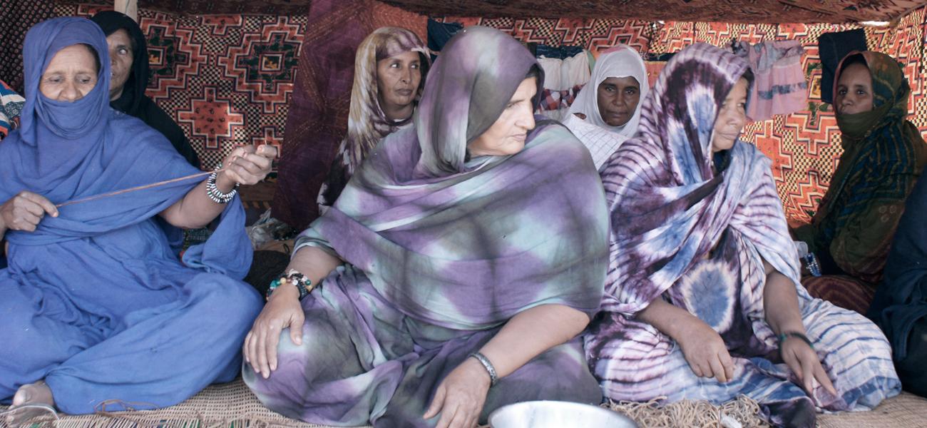 Le Sothiou - Mission Mauritanie decembre 2014