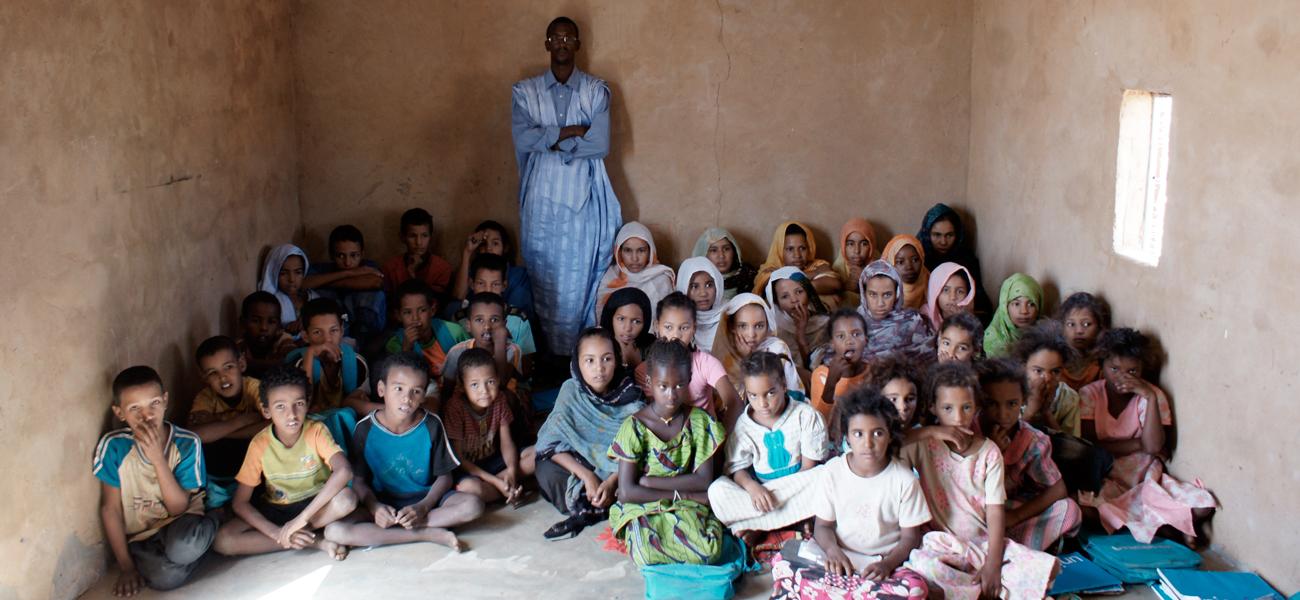 Le Sothiou - Mission mauritanie avril 2013