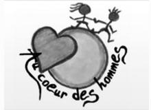 Logo Au coeur des hommes - partenaire de l'association le Sothiou