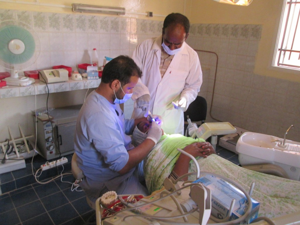 dentiste chinguetti